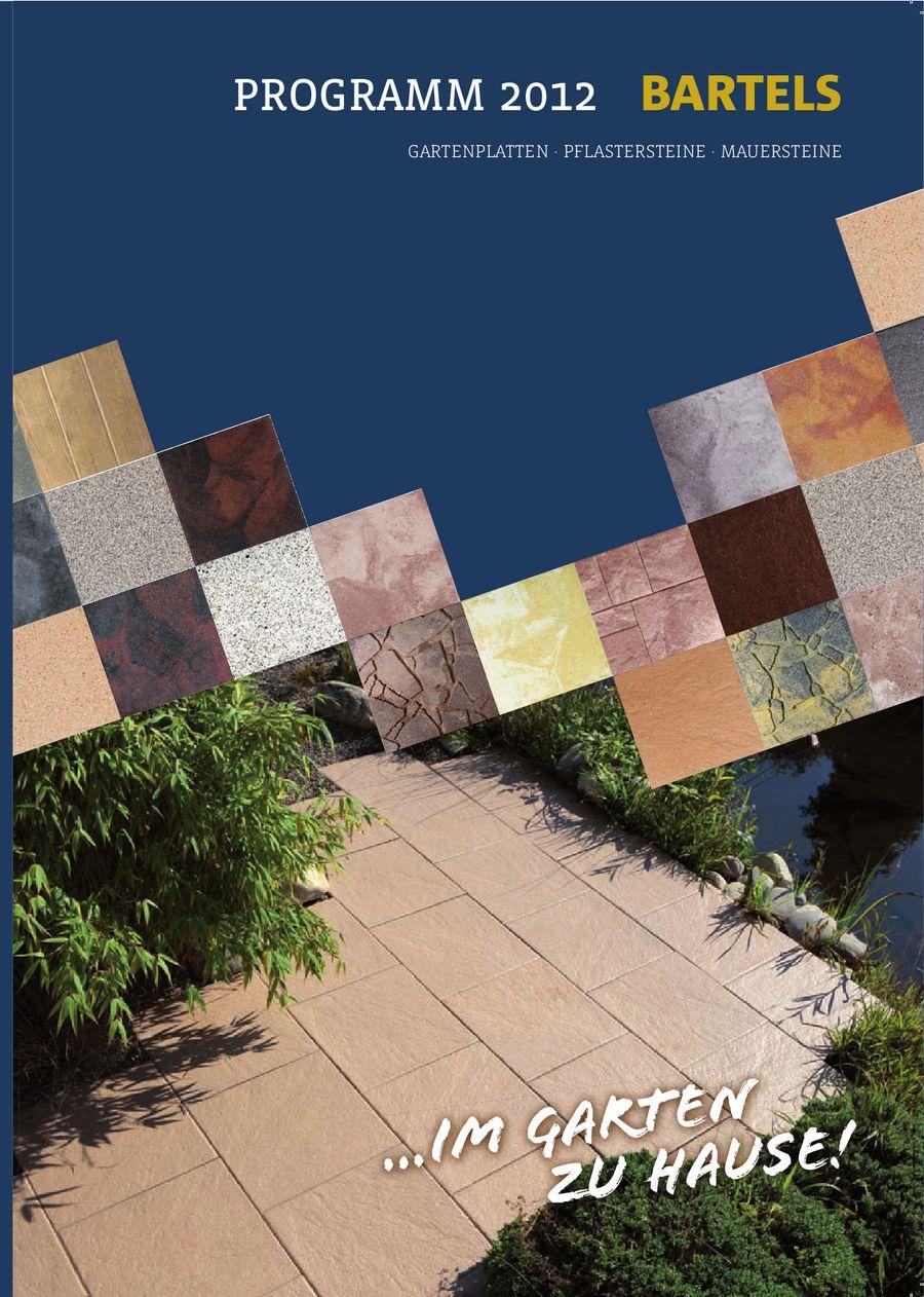 Gartenplatten Von Bartels Betonsteinwerk - Gartenplatten 60x40