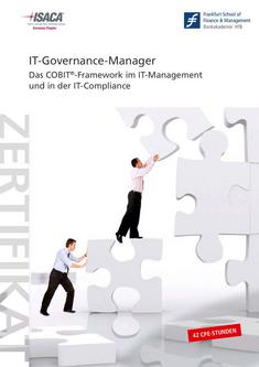 Zertifikatsstudiengang IT-Governance-Manager 2011