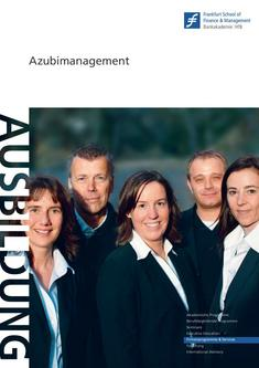 Azubimanagement 2011