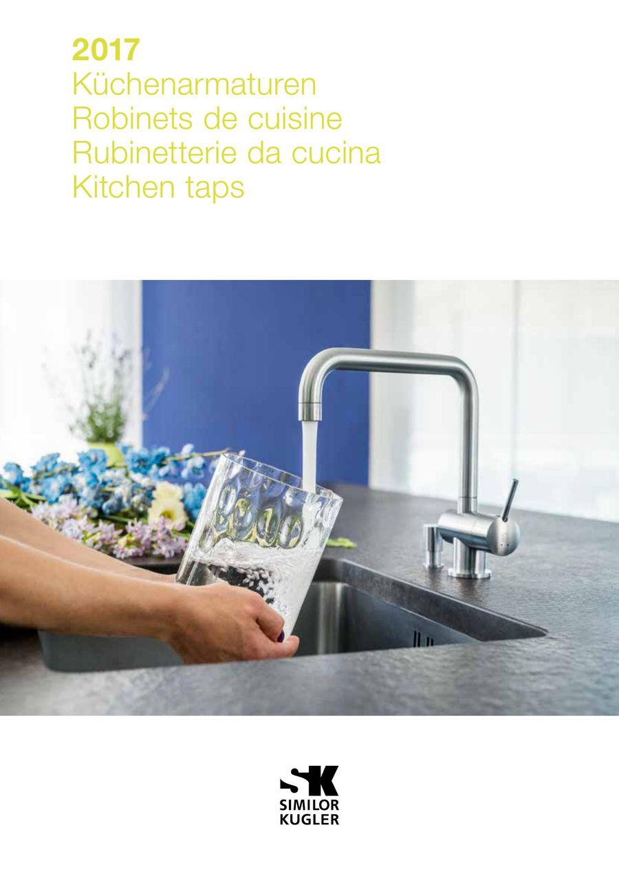 Similor Kugler Küchenarmaturen 2017 von Similor AG