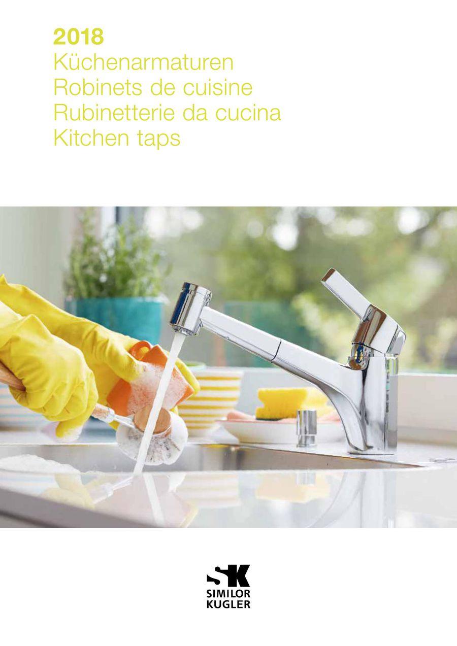 Similor Kugler Küchenarmaturen 2018 von Similor AG
