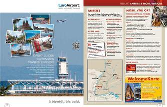 Anreise und mobil vor Ort 2014