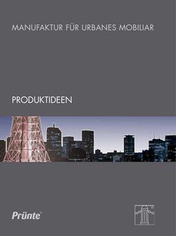 Urbanes Mobiliar Produktideen 2012