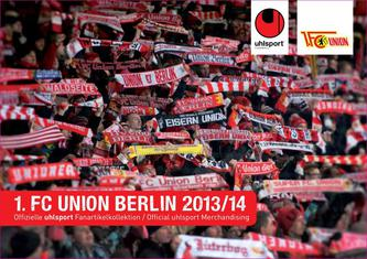 Merchandising Katalog 1. FC Union Berlin 2013/2014