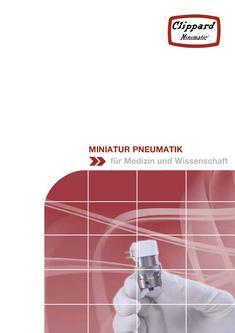 MINIATUR PNEUMATIK für Medizin und Wissenschaft