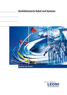 Konfektionierte Kabel und Systeme