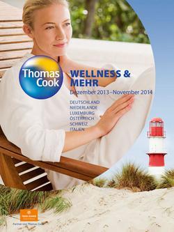 Wellness & Mehr Dezember 2013 - November 2014