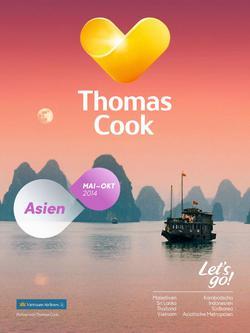 Asien Sommer 2014