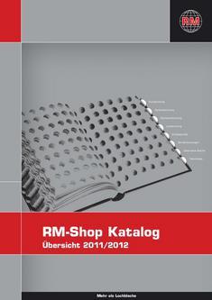 RM Shop Katalog für Deutschland