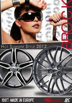 Brock Sommerkatalog 2012 -  Hot Summer Style