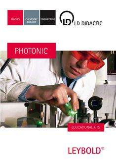 Photonic Educational Kits