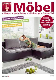 otto katalog schweiz in m bel 2012 1 von ottos. Black Bedroom Furniture Sets. Home Design Ideas