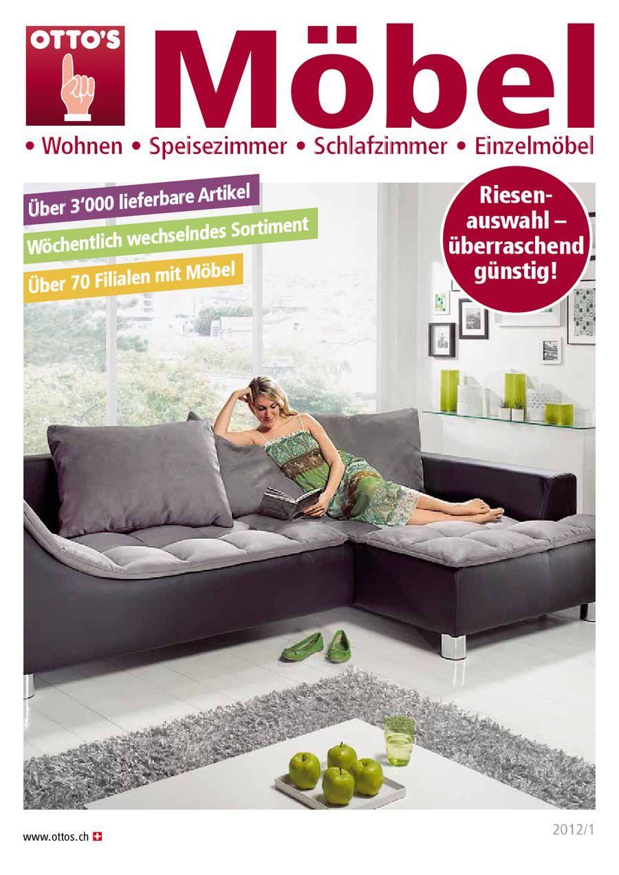 Möbel 2012/1 von Ottos