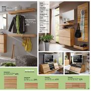 schuhablage garderobe in natur plus massivholzm bel 2012 von m bel billi. Black Bedroom Furniture Sets. Home Design Ideas