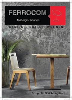 Das neue Einrichtungsbuch für Gastro, Obejekt und Wohnen!
