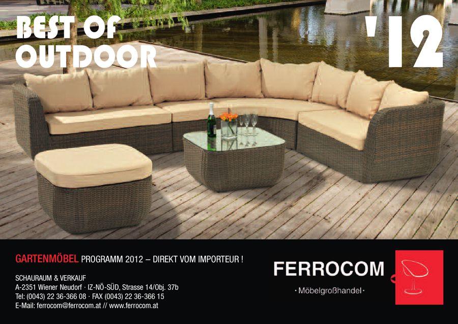 Best Of Outdoor 2012 Von Ferrocom