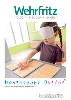 Montessori - Outlet Katalog (D) 2012