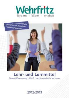 Lehr- und Lernmittel 2012/2013