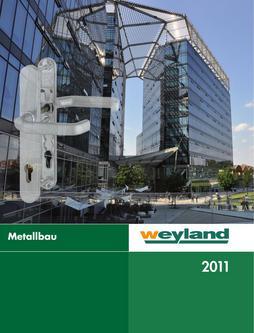 Metallbau 2011