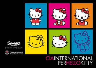CIA Hello Kitty 2009