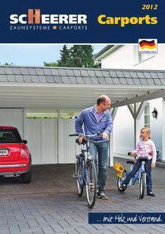 Scheerer - Carports 2012