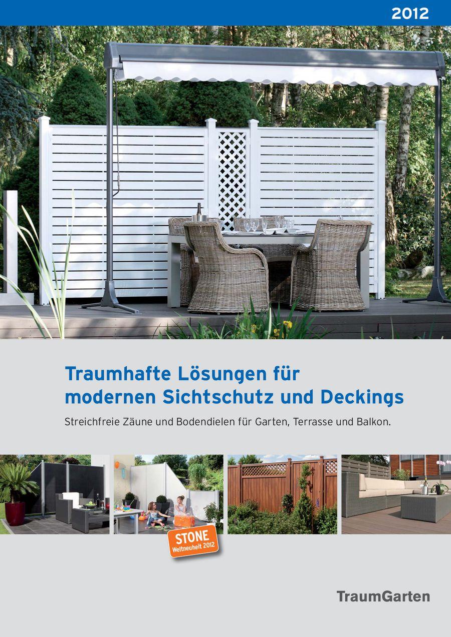 Seite 8 von Brügmann TraumGarten Sichtschutz und Deckings 2012