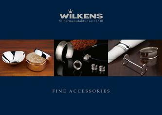 Home Collection Wilkens Silbermanufaktur