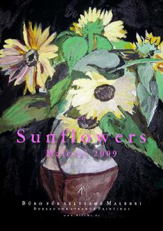 Sunflowers 2009