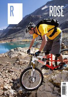 Fahrrad Versand Hauptkatalog 2012