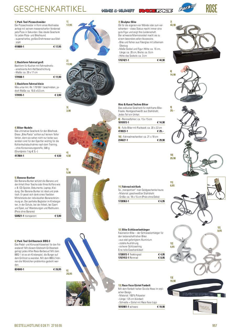 Seite 961 Von Fahrrad Versand Hauptkatalog 2012