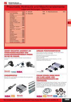 Pneumatik, Hydraulik und Maschinenelemente 2012