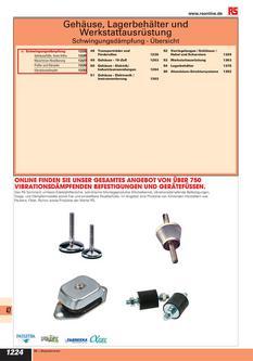Gehäuse, Lagerbehälter und Werkstattausrüstung 2012