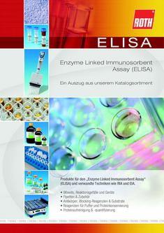 Enzyme Linked Immunosorbent Assay (ELISA) 2012