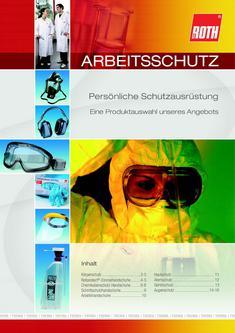 Arbeitsschutz 2012