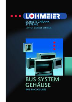 PRO 220-D/GB Bus-Systemgehäuse 2012