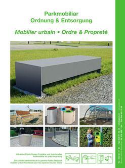 Parkmobiliar - Ordnung & Entsorgung 2012-2