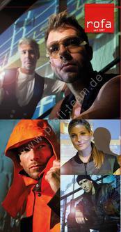 RoFa Berufs- und Schutzkleidung 2012