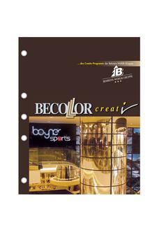 Becolor - creative