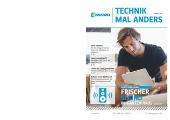 Technik mal anders September 2013