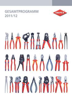 KNIPEX Werkzeuge 2011/2012