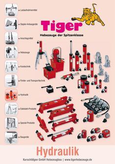 Hydraulische Werkzeuge 2012-06