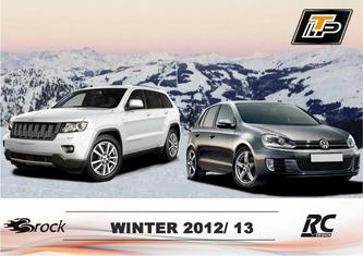Winter 2012/2013 Brock und RC Design