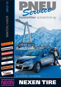 Pneu-Service Winterkatalog 2012/2013