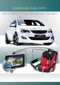 Opel Zubehör 2011/2012