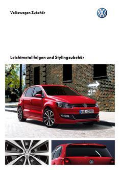 Volkswagen Leichtmetallfelgen und Stylingzubehör 03/2011