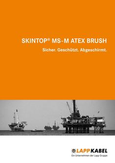 SKINTOP® MS - M ATEX BRUSH 2016