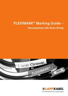 FLEXIMARK® Marking Guide 2016