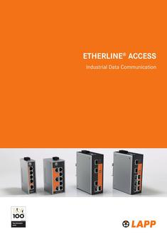 ETHERLINE® ACCESS 2018