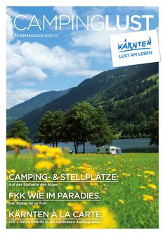 Camping Reisemagazin 2012/2013