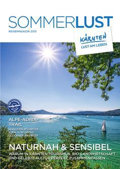 Sommerlust Kärnten 2013